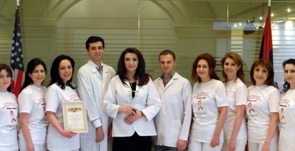 Wellness Center receives public confidence award